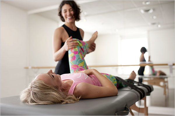 Fascial Stretch Therapy (FST) in San Francisco on Maiden Lane