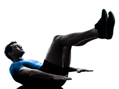 PIlates for men in San Francisco
