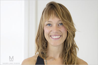 Pilates instructor in San Francisco