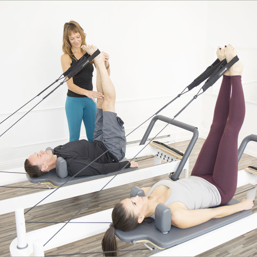 Pilates Duets in San Francisco