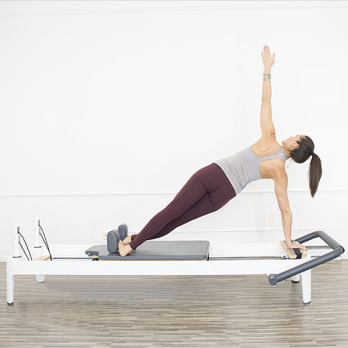 Pilates reformer studio in San Francisco