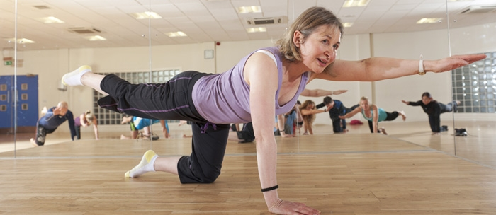 Pilates Helps Older Women With Back Pain Maiden Lane
