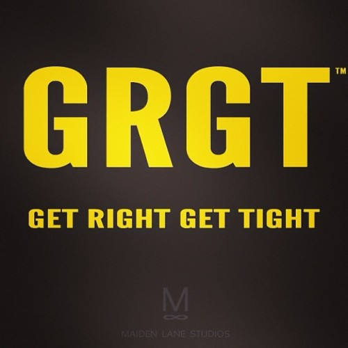 Get Right Get Tight™ - GRGT™ programs at Maiden Lane Studios