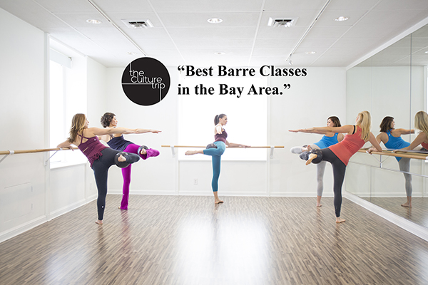 Best barre classes in San Francisco Bay Area